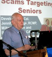 Fraud and scam awareness fior seniors
