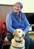 Service dogs help those with anxiety disorders<br>