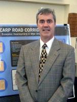 The Carp Road Corridor BIA and water challenges<br>