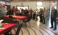 Christmas Pot Luck Luncheon